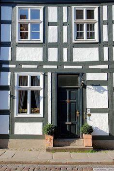 Altstadt Spandau Fachwerk-Haus ....