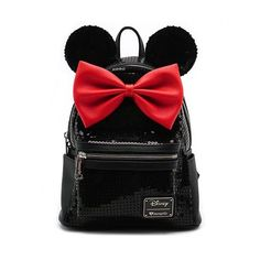 cd809bdf45 Loungefly Mini Disney Character Faux Leather Backpack