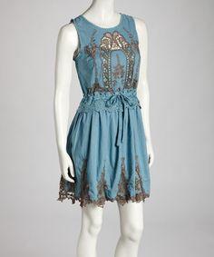 Ryu Blue dress