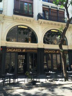 Sagardi in Valencia! Best Pinchos