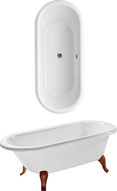Hommage Vasca da bagno freestanding UBQ180HOM700V - Villeroy & Boch