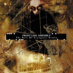 The Best Of Cryogenic Studios (2010) - Front Line Assembly - album cover