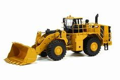 DHS Diecast - Tonkin Caterpillar 988K Wheel Loader