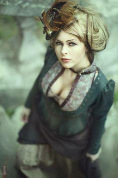 #Steampunk Tendencies | Tatiana Ichtchenko - Sergey Lenin