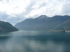 Brunnen, Switzerland -- I've been here, but I would love to go back.