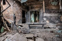 31 haunting pictures of abandoned buildings across Northern Ireland - Belfast Live