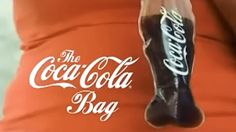 Apparently in many parts of Central America, expensive soda drinks like Coca-Cola are served up in plastic Ziploc bags—instead of glass or plastic bottles—so they're more affordable. And so the iconic and highly recognizable shape of the Coke bottle isn't lost, the sugar water maker has created these Coca-Cola bags as a low-cost alternative to its traditional packaging.