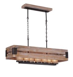 Home Decorators Collection Ackwood Collection Wood Rectangular Chandelier with Amber Glass Shades - - The Home Depot Rectangular Chandelier, Kitchen Chandelier, Bronze Chandelier, Rustic Chandelier, Chandelier Lighting, Chandeliers, Linear Chandelier, Candle Chandelier, Bronze Pendant