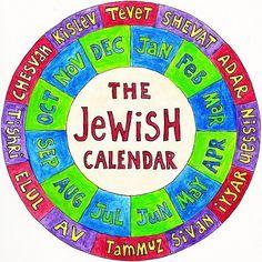 JEWISH   jewish-calendar