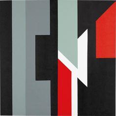 "thunderstruck9: ""Salvador Corratgé (Cuban, 1928-2014), Untitled, 2012. Acrylic on canvas, 91.4 x 91.4 cm. """