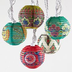 10 Lights String Luau Party Hot Exotic Middle Eastern Gypsy Rio Art Hookah   eBay
