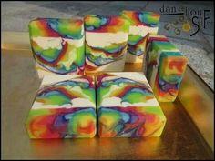 Vinvela Ebony | Rainbow Soap