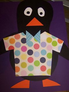 Tacky the penguin - love, love, loved this story when I was a kid! How fun :)