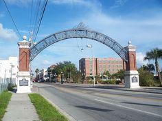 Tampa, Florida...Ybor City