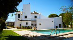 Viña Meneses, Casa Rural en La Puebla de Cazalla, Sevilla Andalusia, Private Pool, Spain, Mansions, House Styles, Home Decor, Campinas, Country Cottages, Sevilla