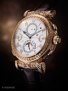 Grandmaster Chime Ref.5175 : 【世界最高峰】超高級時計パテックフィリップまとめ【時計界の頂点】 - NAVER まとめ