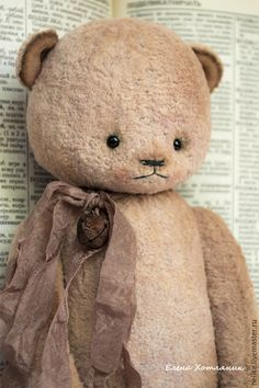 Купить Май 30 cm - мишки тедди, мишка, тедди, теддик, медвежонок
