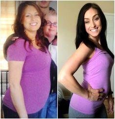 Anna D.'s Trim Healthy Mama Transformation!  www.TrimHealthyMama.com