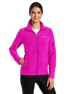 cd45ee22a2d Columbia Women s Fast Trek II Full-Zip Fleece Jacket. Winter Jackets ...