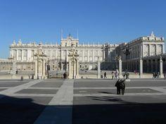 Madrid [February, 2012] The royal Palace