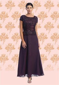 Mother of the Bride Dress - Different color
