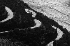 Roads in Douro Valley - Portugal - Portugal Porto August 2012  Tobia Scandolara