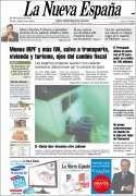 kiosko warez - La Nueva España - 15 Marzo 2014 - PDF - IPAD - ESPAÑOL - HQ