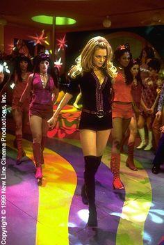Austin Powers - The Spy Who Shagged me. Felicity Shagwell