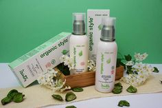 All my cosmetics: Tonizace pleti s Organic Style