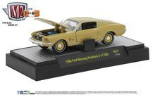 M2 Machines 1:64 Detroit Muscle Release 37 1968 Ford Mustang Fastback 2+2 200