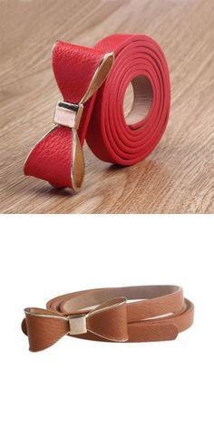 3adec10da 2018 NEW Hot Beautiful Multicolor Small Elegant Fashion Women Belt Candy  Color Leather Waistband Dress Accessories Hot | Belts & Cummerbunds |  Pinterest ...