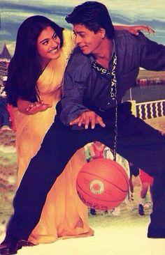 Shah Rukh Khan and Kajol - Kuch Kuch Hota Hai (1998)