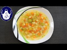 Couscous, Cheeseburger Chowder, Soup, Youtube, Curry, Grandma's Recipes, New Recipes, Light Recipes, Fast Recipes