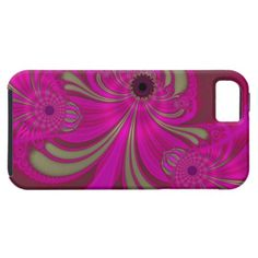 Elf Cute Abstract Art iPhone 5 Cover