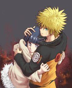 Naruto and Hinata fanart