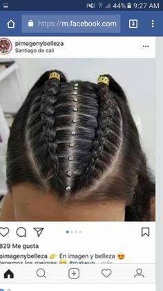 Chic Hairstyles, Baddie Hairstyles, Braided Hairstyles, Curly Hair Styles, Natural Hair Styles, Top Braid, Hair Laid, Beautiful Braids, Braids For Long Hair