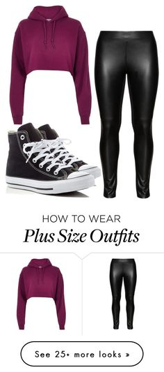 """Untitled #706"" by cali-dreams on Polyvore featuring Converse, River Island and Studio"