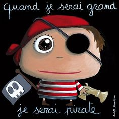 Petites Canailles - Pirate