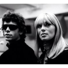 Lou Reed, vocalist and lead guitar in the Velvet Underground together with Nico, vocalist and Femme Fatale in Warhol's EPI. The Velvet Underground, Ian Curtis, Jackson Browne, Bob Dylan, Music Icon, My Music, Rolling Stones, Rock And Roll, Andy Warhol