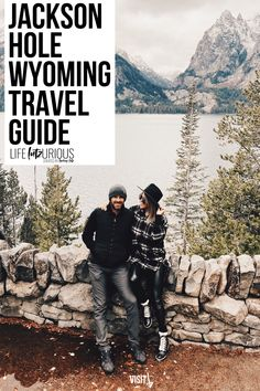 Click to see this JACKSON HOLE WYOMING TRAVEL GUIDE on Life Lutzurious! If you need a jackson hole wyoming travel guide, then this is the blog post for you! Be sure to check out the best jackson hole wyoming restaurants from this vacation guide too. You will love everything there is to do in jackson hole wyoming! Also get style inspiration from these jackson hole wyoming winter outfits I wore during our trip. This is a road trip destination idea for couples! #travelguide #roadtrip #vacation Wyoming Vacation, Yellowstone Vacation, Grand Teton National Park, National Parks, Jackson Hole Restaurants, Jackson Hole Wyoming, Couples Vacation, Travel Couple, Road Trips