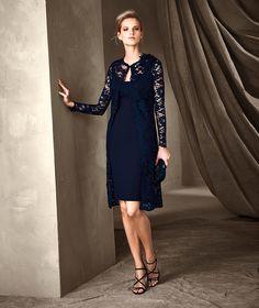 CELINIA - Pronovias knee-length dress