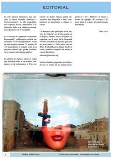Editorial del número de Julio 2014 de la #Revista400 @400revista #GestiónAmbiental #DesarrolloSustentable Zacatecas Aguascalientes #Durango Jalisco Revista 400