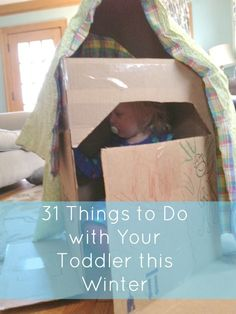 The Real Moms of Eastern Iowa – 31 Things to Do With Your Toddler This Winter