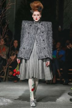 Thom Browne - Fall 2013 Ready-to-Wear - Look 12 of 31