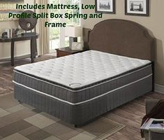 Easy to Go mattress comes rolled in a box, the box has handles & wheels for convenience & is a Medium Firm pillow top mattress. Mattress has the benefit of Independently-encased coils to reduce pressure points thus delivering correct alignment for back, neck, and spine. Twin coil count... more details available at https://furniture.bestselleroutlets.com/bedroom-furniture/mattresses-box-springs/mattresses-box-spring-sets/product-review-for-spring-coil-mattresspillow-to