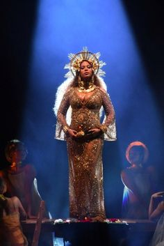 Beyoncé's Grammys Performance Will Excite, Captivate, and Haunt You