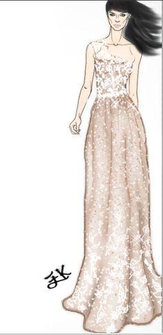 fashion illustration,fashion design