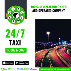 Dialkiwi offers affordable and reliable taxi services for all your travel needs. Call anytime! 24x7 Service Available @ 0800 342 551, if you need a Auckland Airport Taxi, Auckland Taxi Service won't let you down.