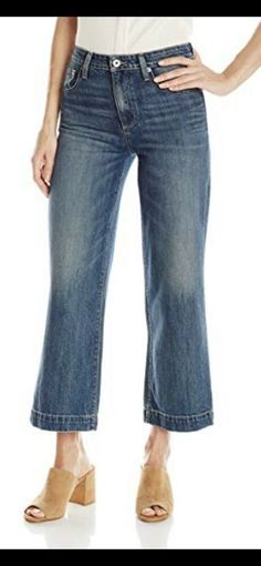 NWT LUCKY BRAND Girl/'s Denim Blue Jeans Charlie Flare Embroidered Pants Size 2T