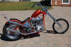 1957 Harley-Davidson Chopper